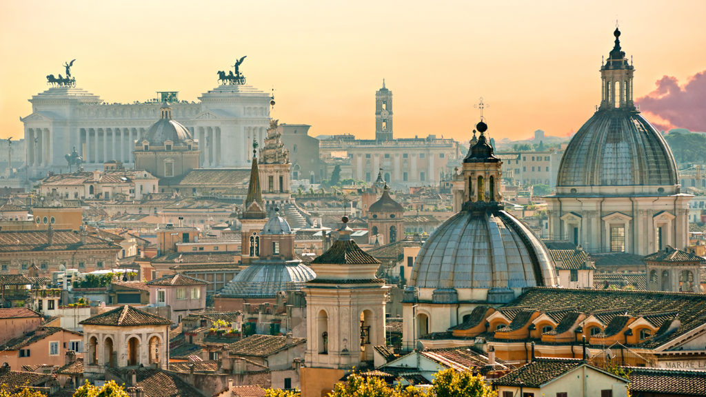 Rome Fall 2017